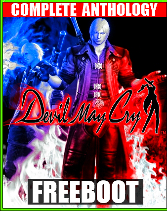Devil May Cry - Complete Anthology [GOD / ENG / RUS / RUSSOUND]