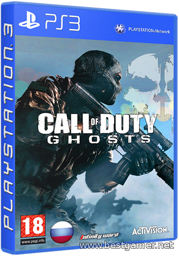 Call of Duty: Ghosts [EUR/RUSSOUND] (Cobra ODE)