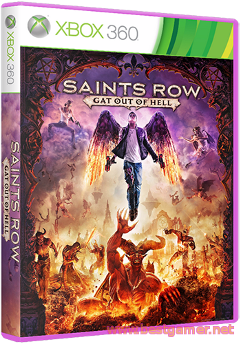 Saints Row: Gat Out of Hell [Region Free/RUS]