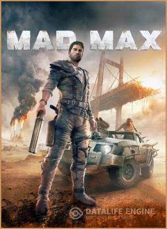 Mad Max (RUS/ENG/MULTi9) [L|Steam-Rip]