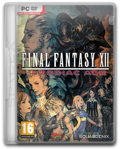 Final Fantasy XII: The Zodiac Age (2018) PC | RePack от SpaceX