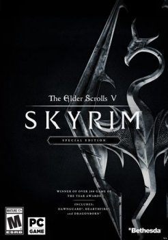 The Elder Scrolls V: Skyrim - Special Edition [CoronerLemurEdition 2019] (2016-2020) PC