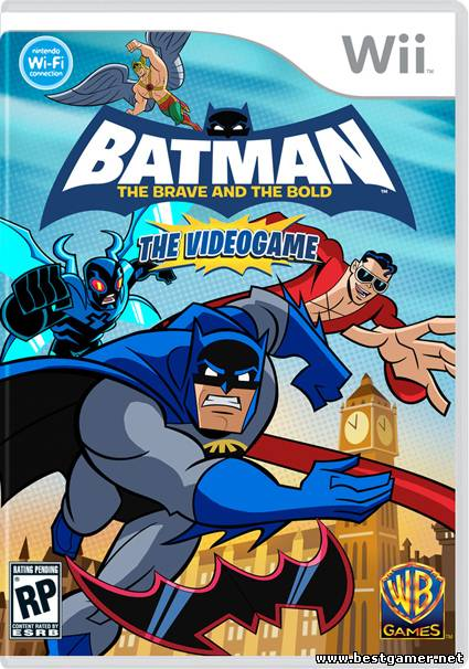 Batman: The Brave and the Bold [PAL]