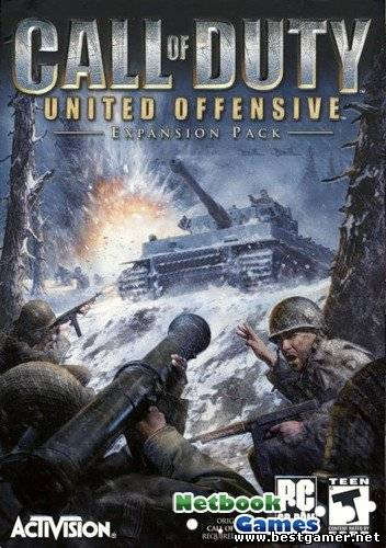 Call of Duty: United Offensive(NetBook)