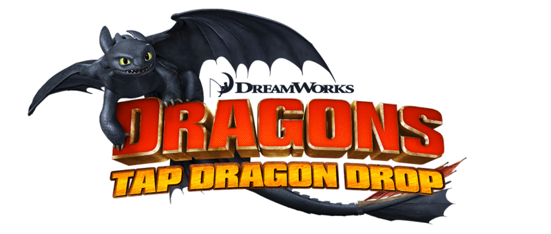 [+iPad] DreamWorks Dragons: TapDragonDrop [v1.0, Приключения, iOS 4.0, ENG]
