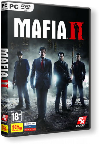 Mafia II (2010/PC/Rus/RePack) by Simart