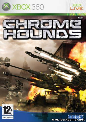 Chromehounds (2006) [Region Free] [RUS] [L] (LT+ 1.9)