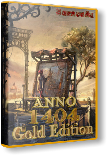 Anno 1404: Золотое издание / Anno 1404: Gold Edition (2010) [RUS][RUSSOUND][RePack]