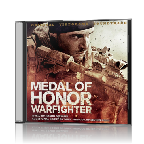 (Score) Ramin Djawadi, Mike Shinoda - Medal of Honor: Warfighter (2012), AAC, 261-292kbps