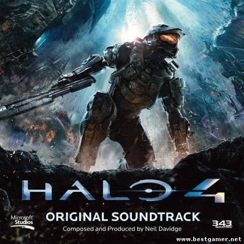 Наверх Halo 4 - Original Soundtrack (Special Edition) (by Neil Davidge & Kazuma Jinnouchi) 2012 / MP3 / 320 kbps / Score