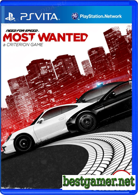 [PS Vita]Need for Speed: Most Wanted
