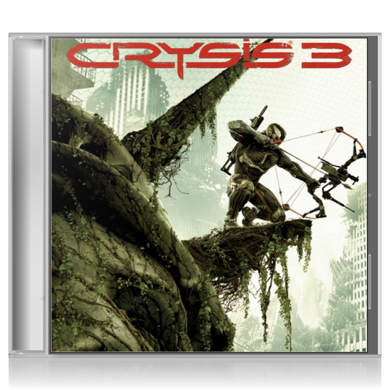 (Score) Crysis 3 - ORIGINAL SOUNDTRACK (2013), MP3, 320 kbps