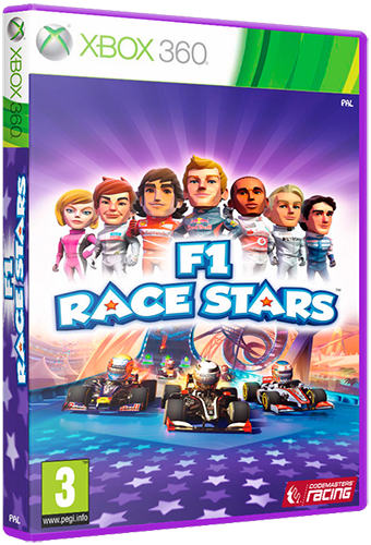 [DLC]F1 Race Stars: India Track (ENG)