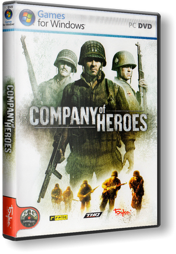 Company Of Heroes [MULTI2](PC)[NEW Version[Steam-Rip] от R.G.BestGamer.net