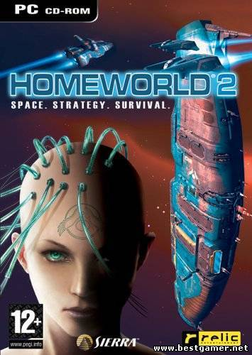 Homeworld Anthology (Sierra On-Line \ 1C) (Rus|Eng) [RePack] от _007