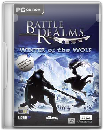 Battle Realms + Battle Realms: Winter of the Wolf (2001-2002) PC | RePack от R.G.OldGames