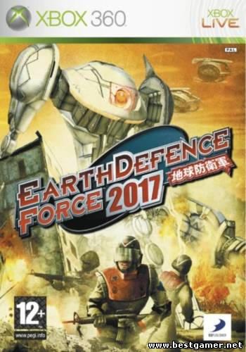 Earth Defense Force 2017 (2007) [PAL][RUS][P]