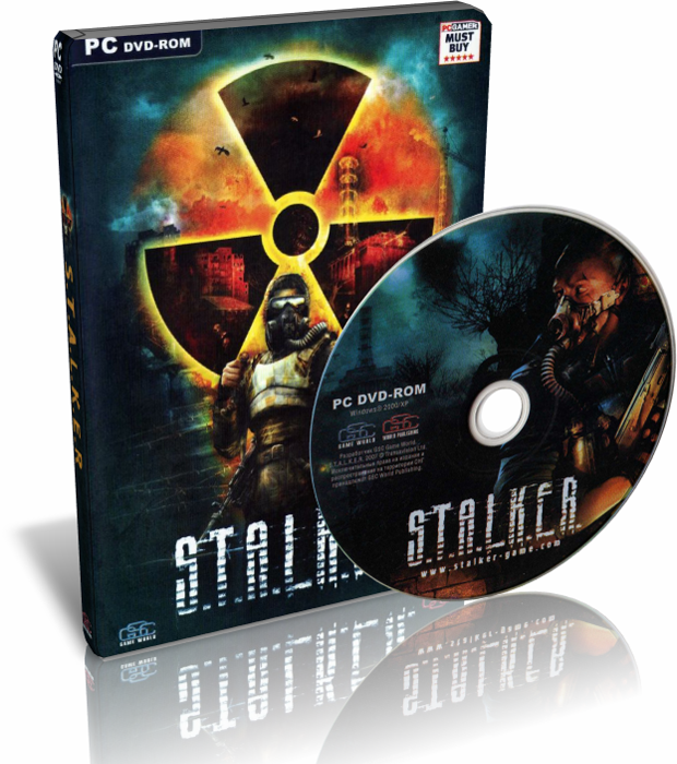 S.T.A.L.K.E.R. - Shadow Of Chernobyl (1.0004) (2007) Repack
