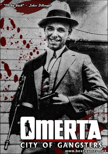 Omerta: City of Gangsters (RUS|ENG) [RePack] By R.G. ILITA