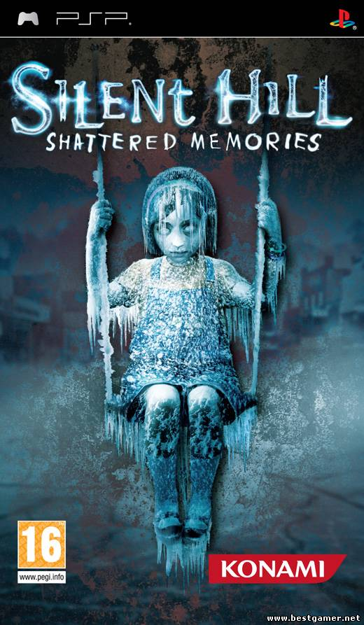 Silent Hill: Shattered Memories (2010) [PSP-PS3][FULL][ENG][P][4.30]