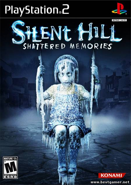 [PS2] Silent Hill: Shattered Memories