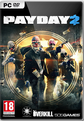(UPDATE)PAYDAY 2 Beta( Update 1)-FTS