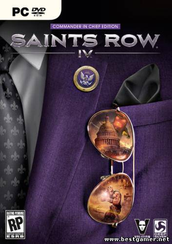 (Score) Saints Row: 4 - Full Soundtrack (Various Artists) - 2013, MP3, 128-320 kbps