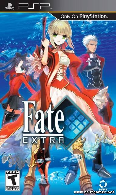 Fate/Extra (2011)[PSP-PS3][NTSC][FULL][ENG][P][4.30][4.40]