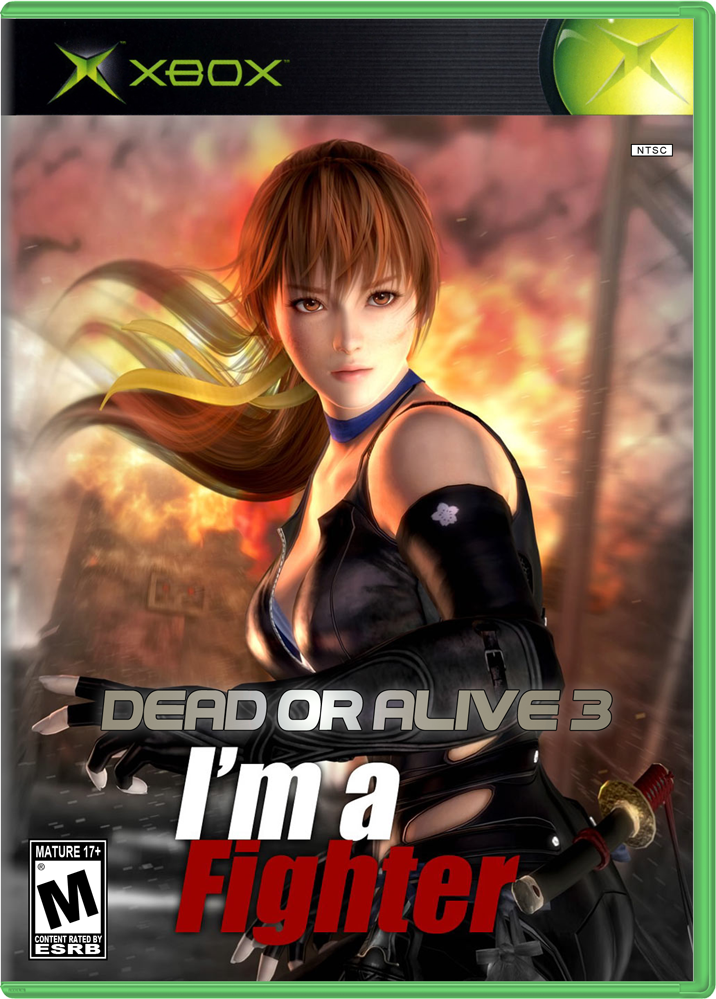 [Xbox] Dead Or Alive 3 [ENG / RUS]