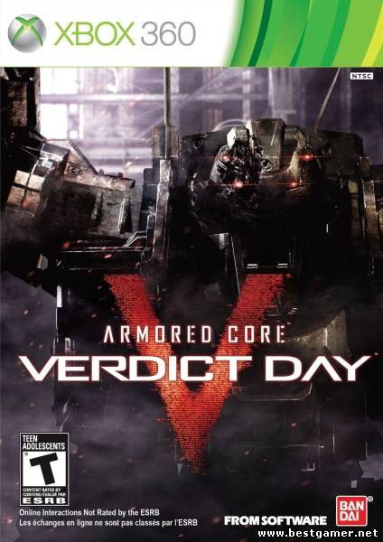 Armored Core: Verdict Day [Region Free/ENG][FREEBOOT]