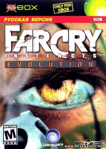 [XBOX] Far Cry Instincts Evolution [MIX/RUS]