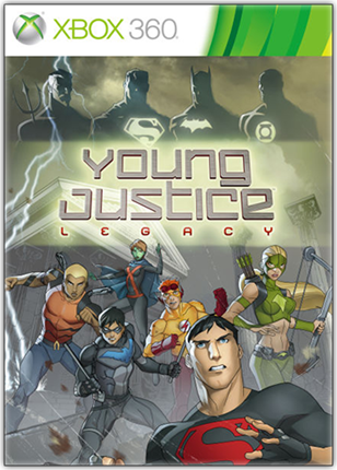 [XBOX360]Young Justice: Legacy  [En] [Freeboot]