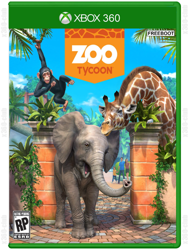 [JTAG/FULL] Zoo Tycoon [GOD/RUS]
