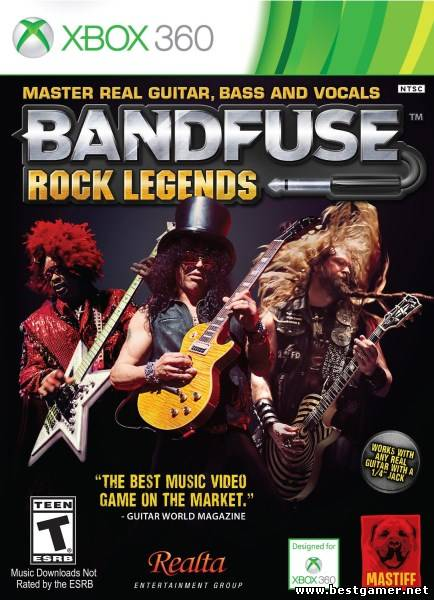 (FULL) BandFuse: Rock Legends (ENG)