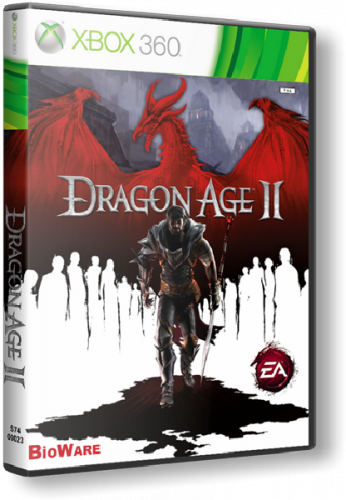 [JTAG/FULL/DLC] Dragon Age 2 [GOD/RUS]