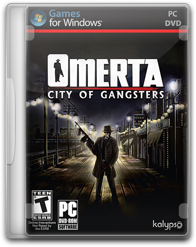 Omerta: City of Gangsters (2013) [Rus][Eng] [RePack]