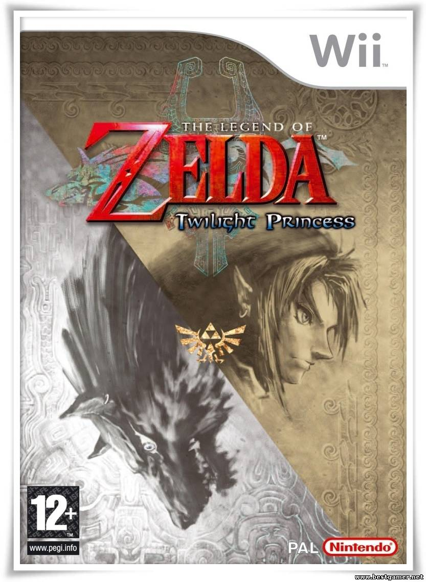 [Nintendo Wii] The Legend of Zelda: Twilight Princess [PAL / RUS]