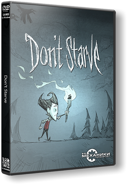 Don't Starve (Klei Entertainment) (ENG/RUS) [RePack]