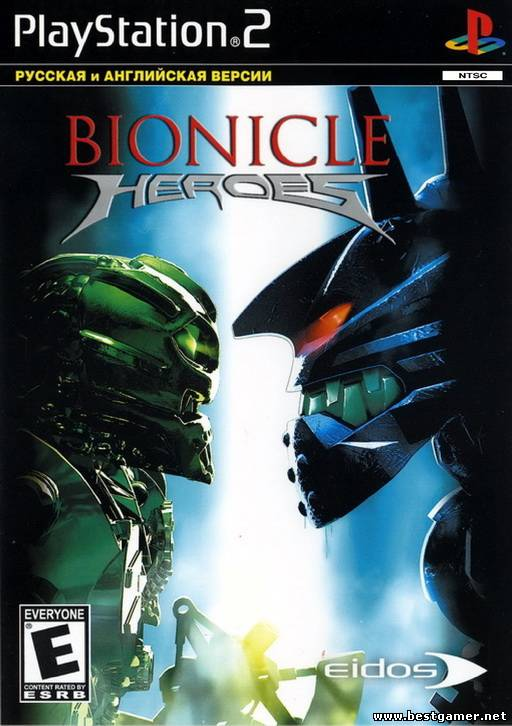 [PS2] Bionicle Heroes [RUS/ENG|NTSC]