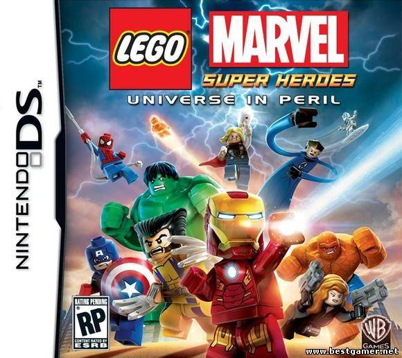 LEGO Marvel Super Heroes Universe in Peril( EUR MULTi7) NDS