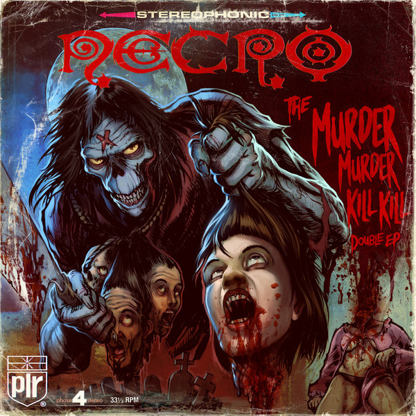 Necro - The Murder Murder Kill Kill Double EP (2012)