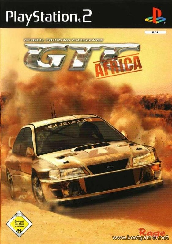 [PS2] Global Touring Challenge: Africa (GTC) [Multi5|PAL]