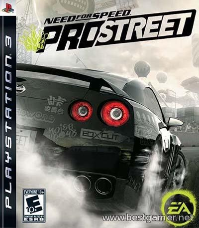 (PS3)Need For Speed Prostreet(EUR) от Googlecus