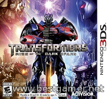 Transformers Rise of the Dark Spark (EUR_MULTi5_)3DS