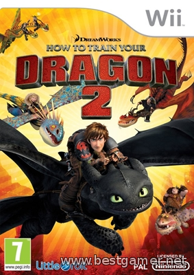 [Wii]How to Train Your Dragon 2[PAL]
