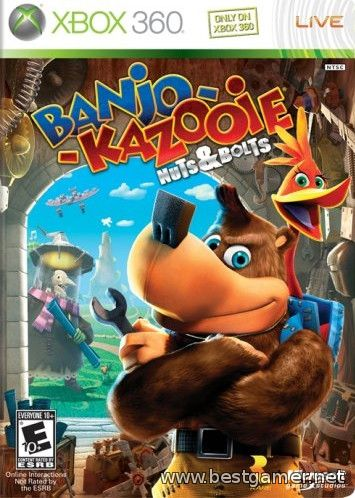 Banjo-Kazooie Nuts And Bolts[RUSSOUND]