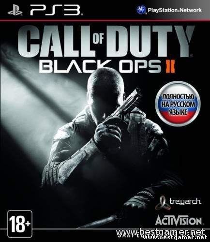 [PS3] Call Of Duty: Black Ops II [RUS] *v1.18* [Repack]