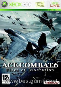 [Xbox360] Ace Combat 6: Fires of Liberation [2007/Eng]