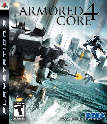 Armored Core 4 (2008) [ENG][FULL][L]