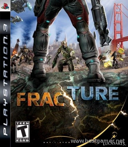 [PS3] Fracture [USA] [ENG] [L]